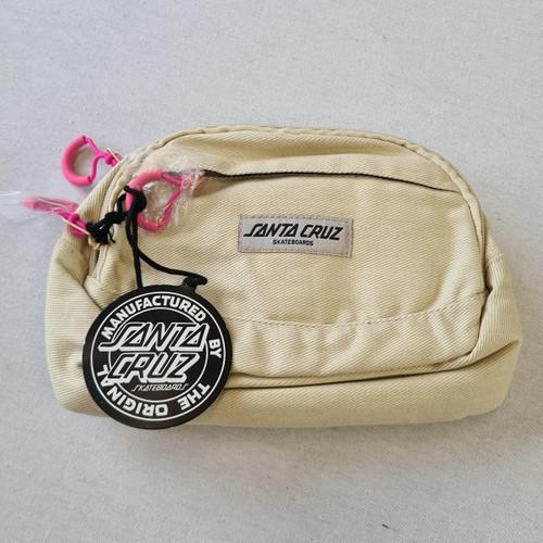 Santa Cruz Rider Waist Bag - Cream