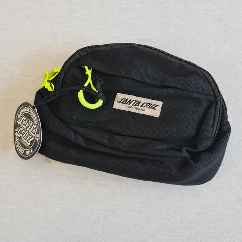 Santa Cruz Rider Waist Bag - Black