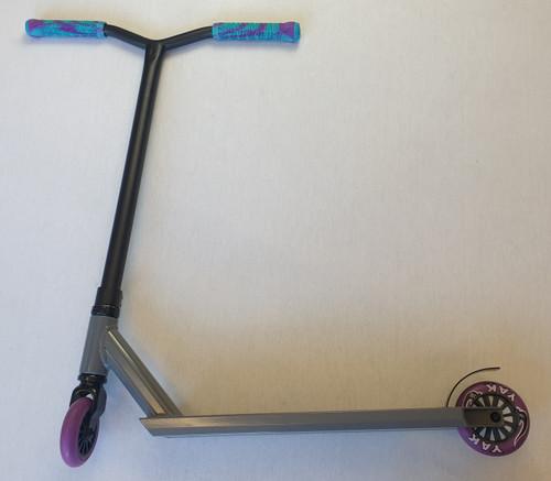 Custom Stunt Scooter - Blunt Envy /Blazer Pro - Blue/Purple