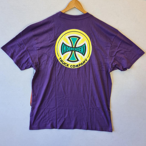 Independent Skateboards O.G.T.C Tee - Purple