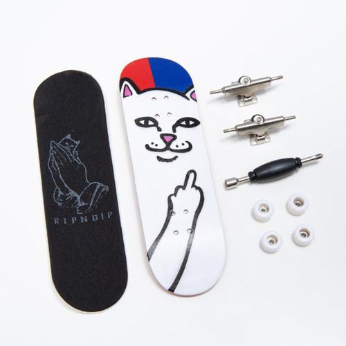 Ripndip - Lord Nermal Wooden Mini Skate Deck