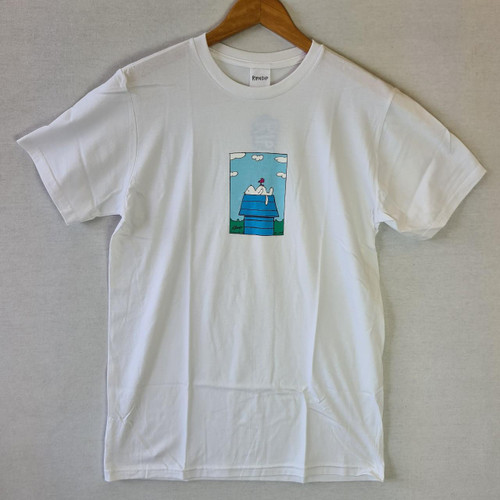 RIPNDIP - Not Today Tee Snoopy Nerm - White
