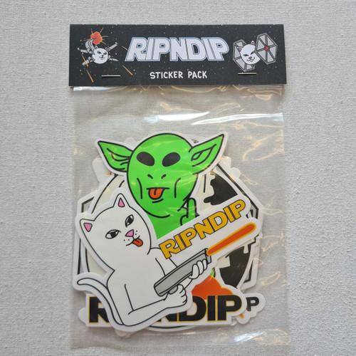 Ripndip - Far Far Away Sticker Pack - 10 Star Wars Stickers