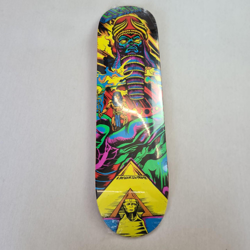Element - Escape From Skateboard Deck - 8.5 Inch