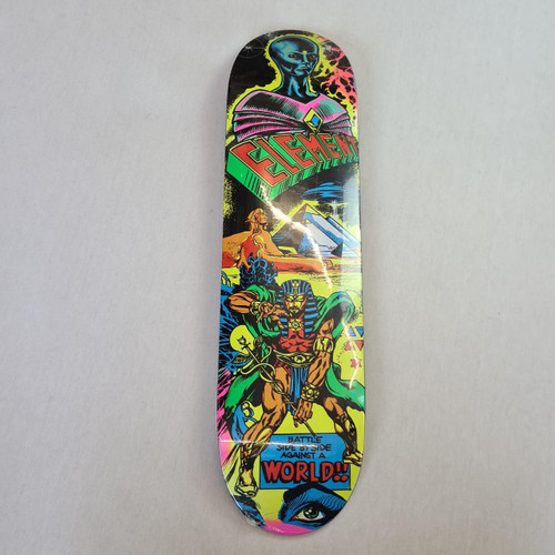 Element - Escape From Skateboard Deck - 8.25 Inch