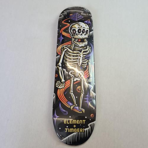 Element + Timber Skateboard Deck - 8 Inch