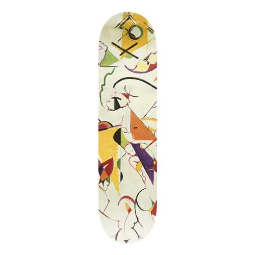 HUF x Miles Davis - Self-Portrait Skateboard Deck - 8.25