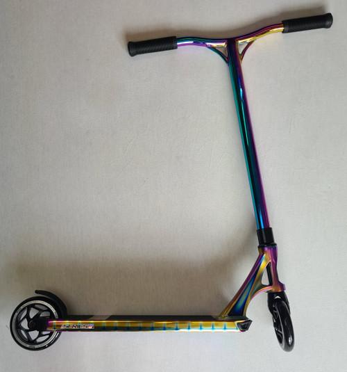 Custom Stunt Scooter - Blunt Envy / Blazer - Prodigy S8 - Neo Chrome