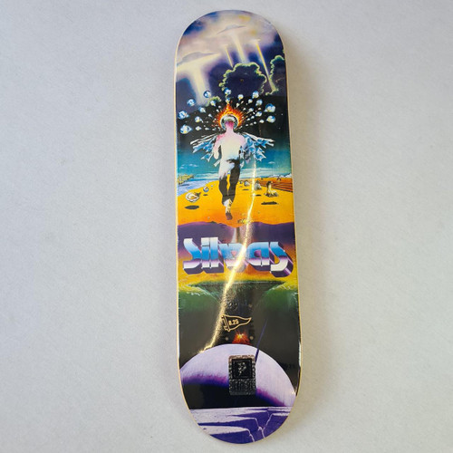 Primtive Silvas Time And Space Deck - 8.25 Inch Wide