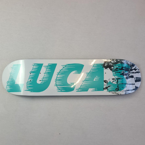 Palace Skateboards - Lucas Pro Deck - 8.5 Inch Wide