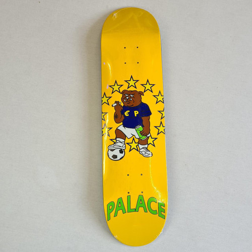 Palace Skateboards Deck - Bull Dog - 8 Inch Wide