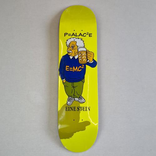 Palace Skateboards Deck - Einstein - 8.1 Inch Wide
