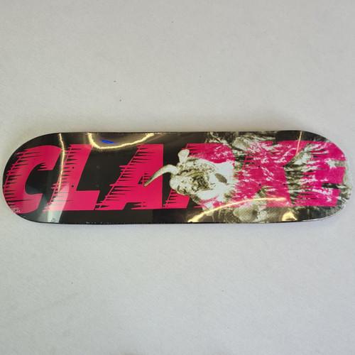 Palace Skateboards Deck - Clarke Pro Model - 8.25 Inch Wide