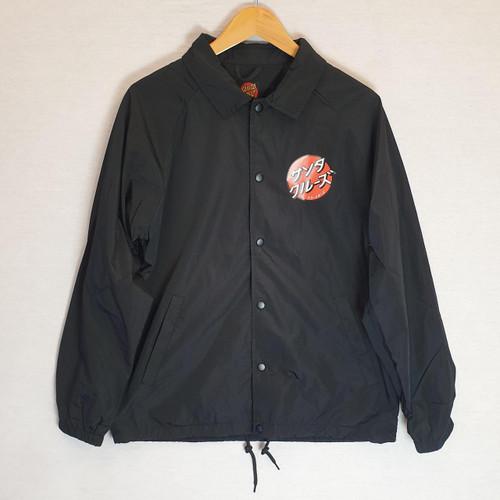 Santa Cruz Japanese Dot Jacket - Black