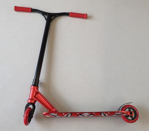 Custom Stunt Scooter - Blunt Envy / MGP / Blazer Pro - Red / Black
