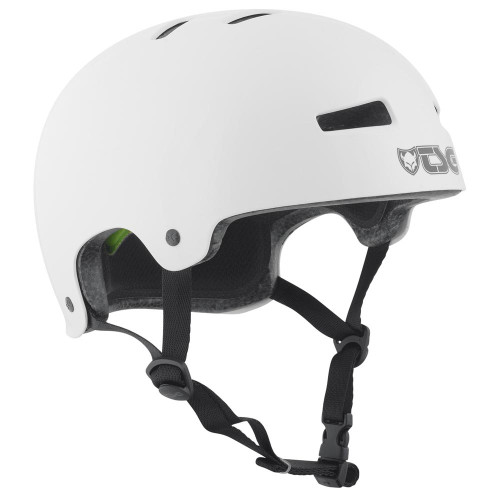 Tsg Evolution Injected BMX Helmet - White