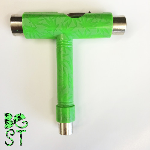 Best Leaf T Tool  - Green / Green