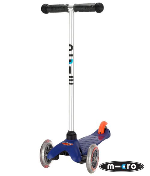 Mini Micro T-Bar Scooter - Royal Blue