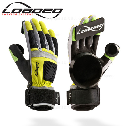 LOADED FREERIDE SLIDE GLOVES (Pair) - S/M