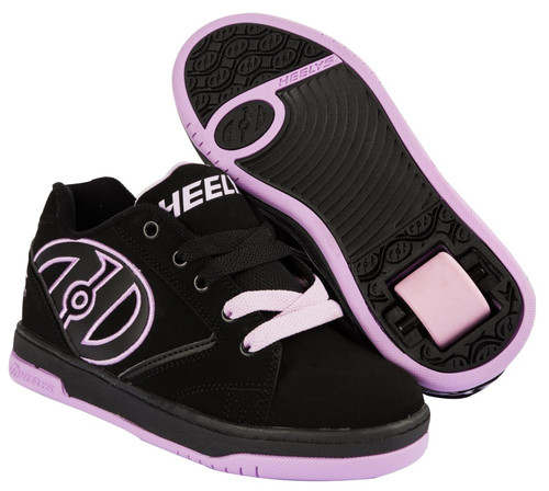 Heelys Propel 2.0 - Black/Lilac