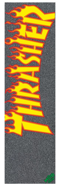 MOB Graphic Grip Tape - Thrasher Flame Logo