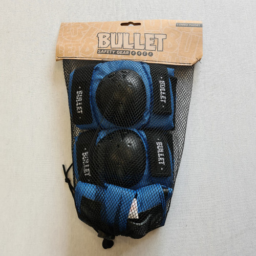 Bullet Combo Junior Padset - Blue