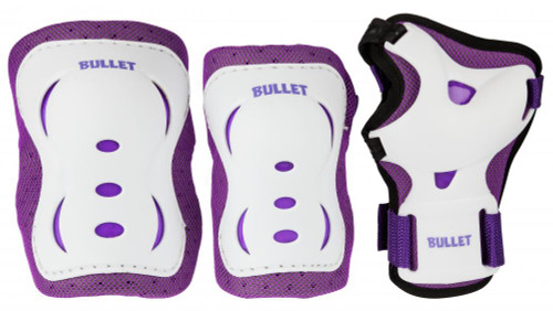 Bullet Triple Junior Padset - Purple