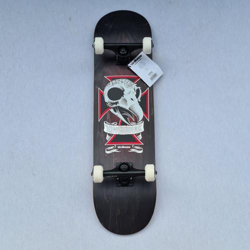 Birdhouse Complete - Skull II Tony Hawk - Black/Red - 8.125  IN