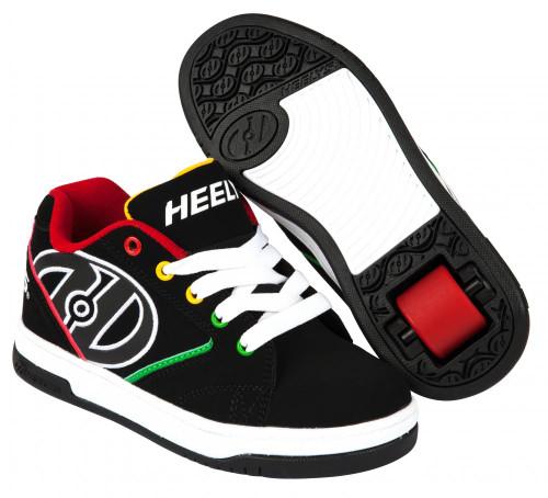 Heelys Propel 2.0 - Black/Reggae
