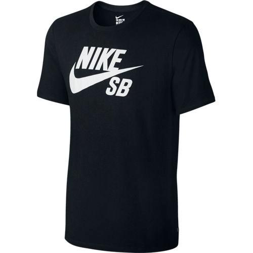 Nike SB - Icon Logo Tee - Black