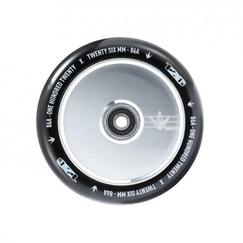 Blunt Envy Hollow Core 120mm Wheels - Polished