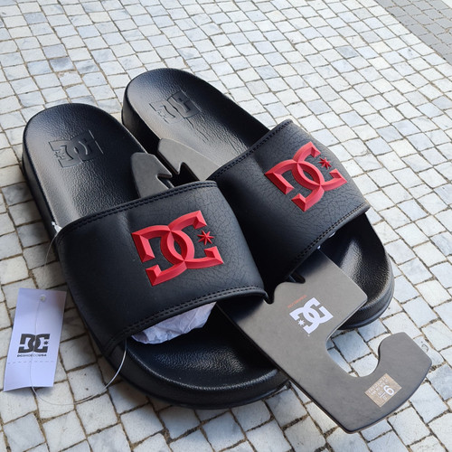 DC Slide SE - Sliders - Black/Red
