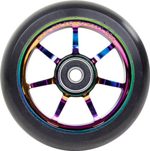 Ethic DTC 110mm Incube Scooter Wheel - Neo Chrome