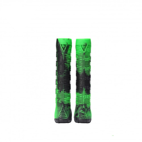 Blunt Scooter Grips V2 - Black/Green