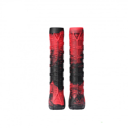 Blunt Scooter Grips V2 - Black/Red