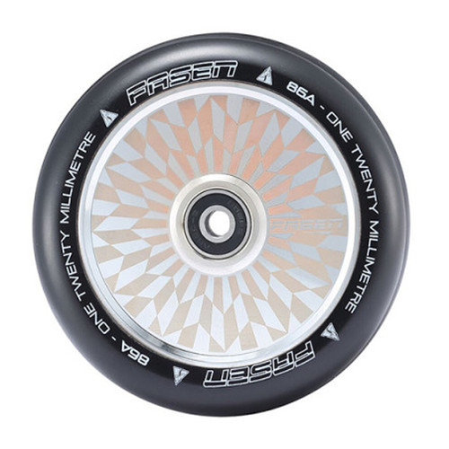 Fasen Hypno 120mm Scooter Wheel -  Offset Chrome