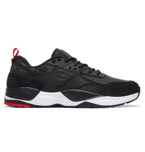 DC E.Tribeka SE Skate Shoes - Black/Camo