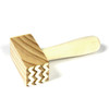 Wooden Pattern Hammers Set of 5