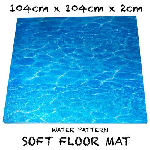 Water Floor Mat 104cm