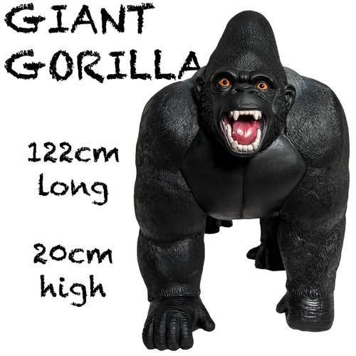 Jumbo Gorilla Realistic Soft Feel 122cm