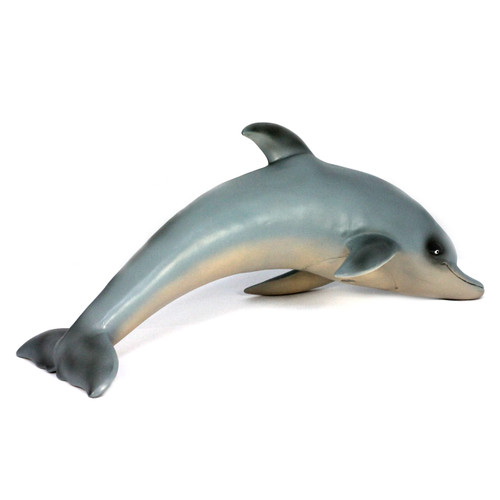 Jumbo Dolphin, Shark, Sea Lion & Turtle Soft Feel 18 inches each