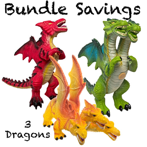 Dragon Large, Mythical Bundle