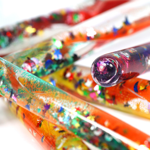 Large Glitter Tube 4 Pack