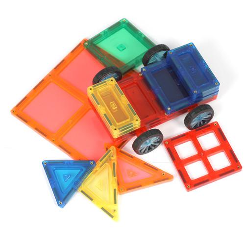 Magnetic Panels Construction Set 100pc