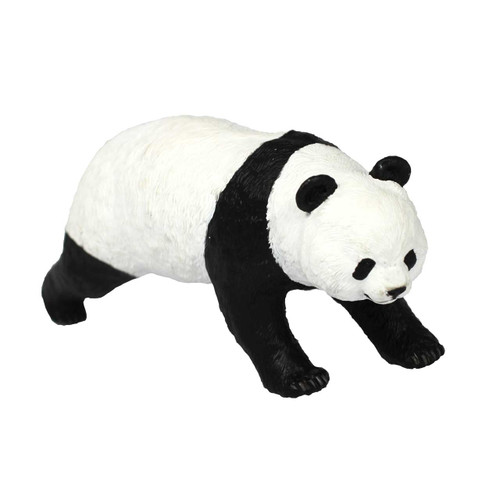 Panda Family 3Pc  Jumbo Medium & Small