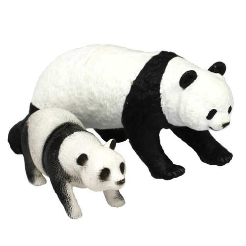 Panda Pair 2Pc Medium & Small