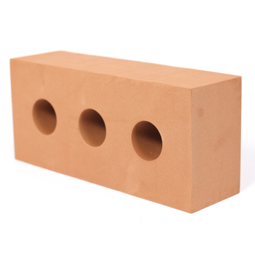 Realistic, Solid Foam Red House Bricks