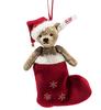 Steiff Christmas Stocking Teddy Bear Ornament 2020