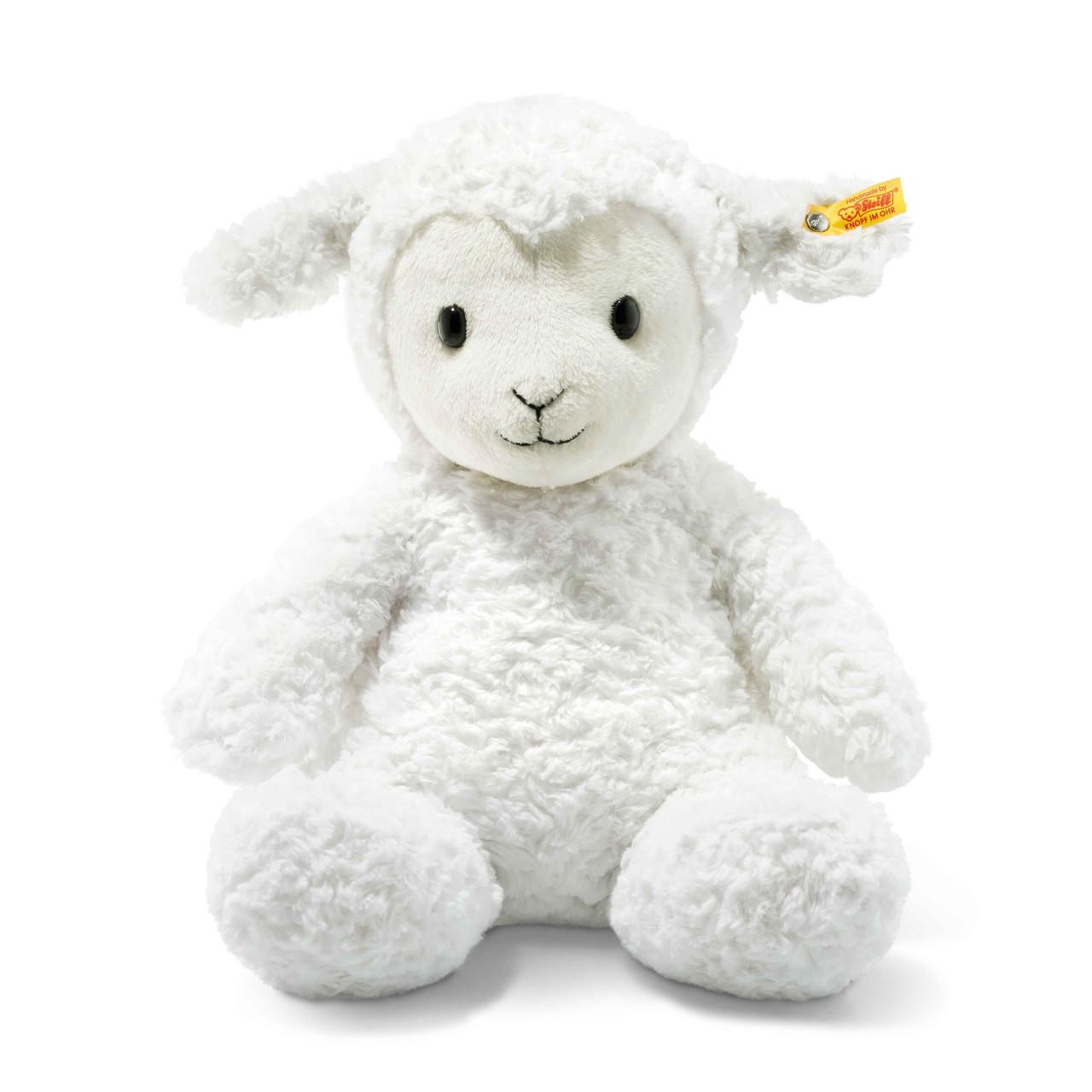 Soft Cuddly Friends Steiff Fuzzy Lamb 38cm