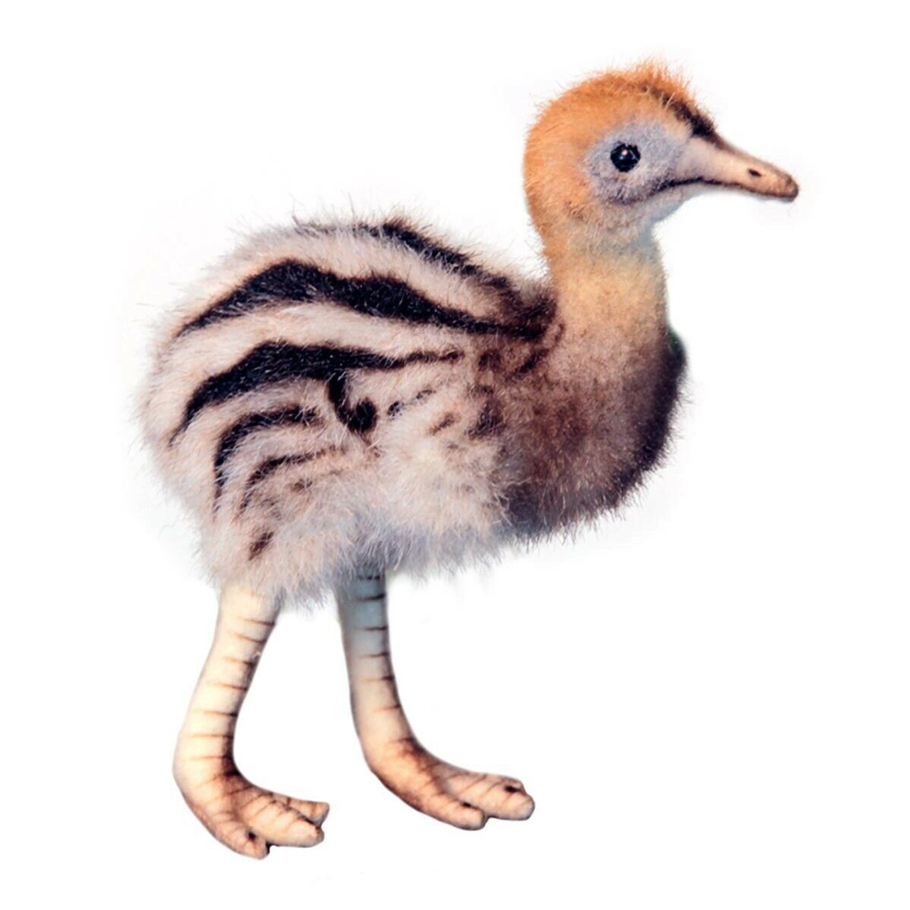 Cassowary Baby Bird Soft Toy 16cm